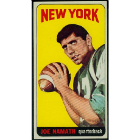 1965 Topps Football Cards