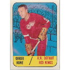 1967-68 Topps Hockey Cards