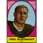 1967 Topps Football Cards