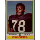 1974 Topps Football Cards