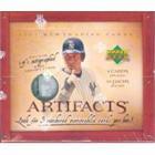 2007 Upper Deck Artifacts Baseball Hobby