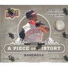 2008 Upper Deck A Piece of History Baseball Hobby